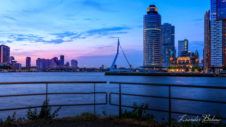 Erasmusbrug Rotterdam
